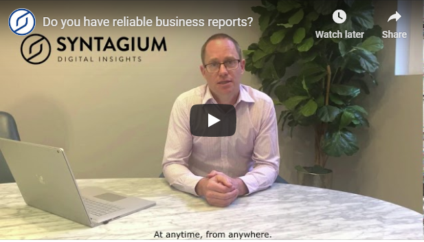 Do you have reliable business reports
